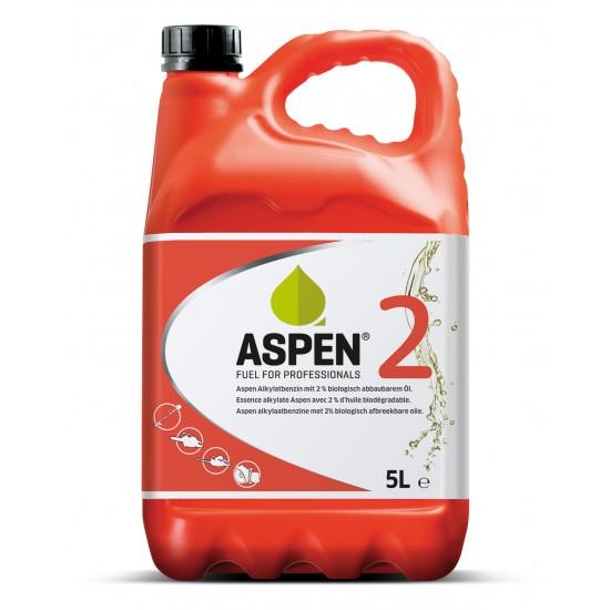 Degviela ASPEN 2T dzinējiem 5 l