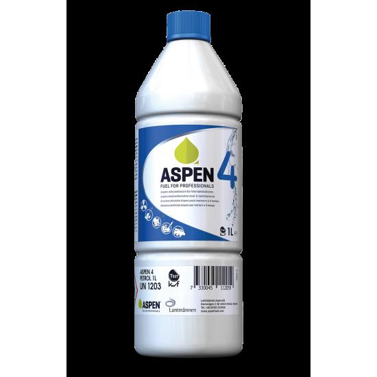 Degviela ASPEN 4T dzinējiem 1 l