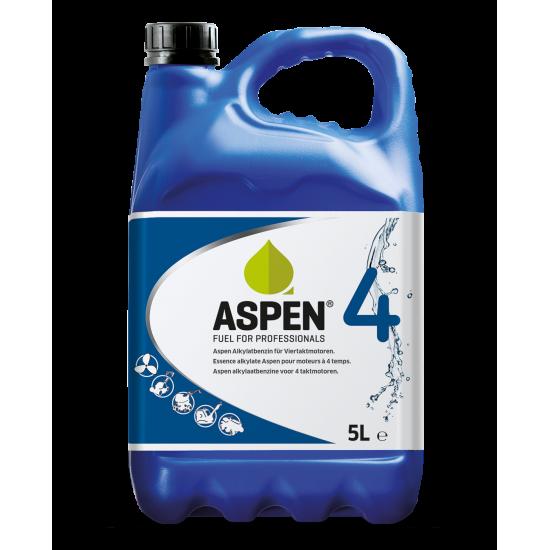 Degviela ASPEN 4T dzinējiem 5 l